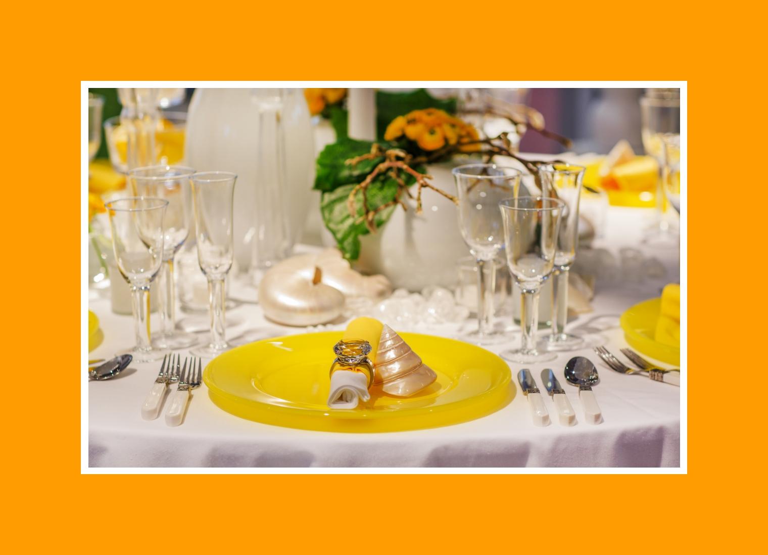 Maritime Tischdekoration Geburtstag Hochzeit