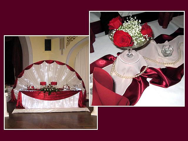 Hochzeitsdekoration Rot Hochzeitsblog