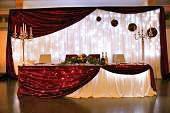 Russische Hochzeit Deko modern - Hochzeitsdeko für russische ...