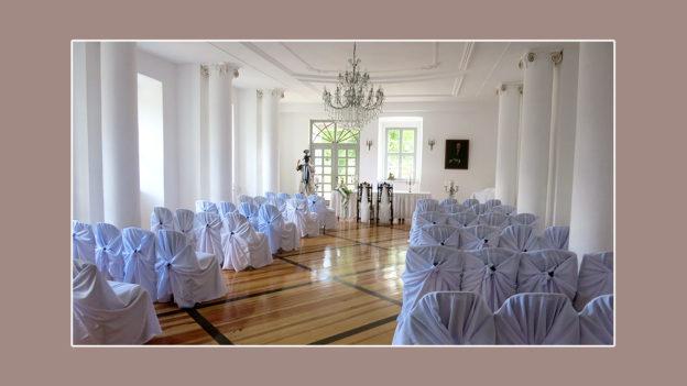 Heiraten Schloss Gröditz