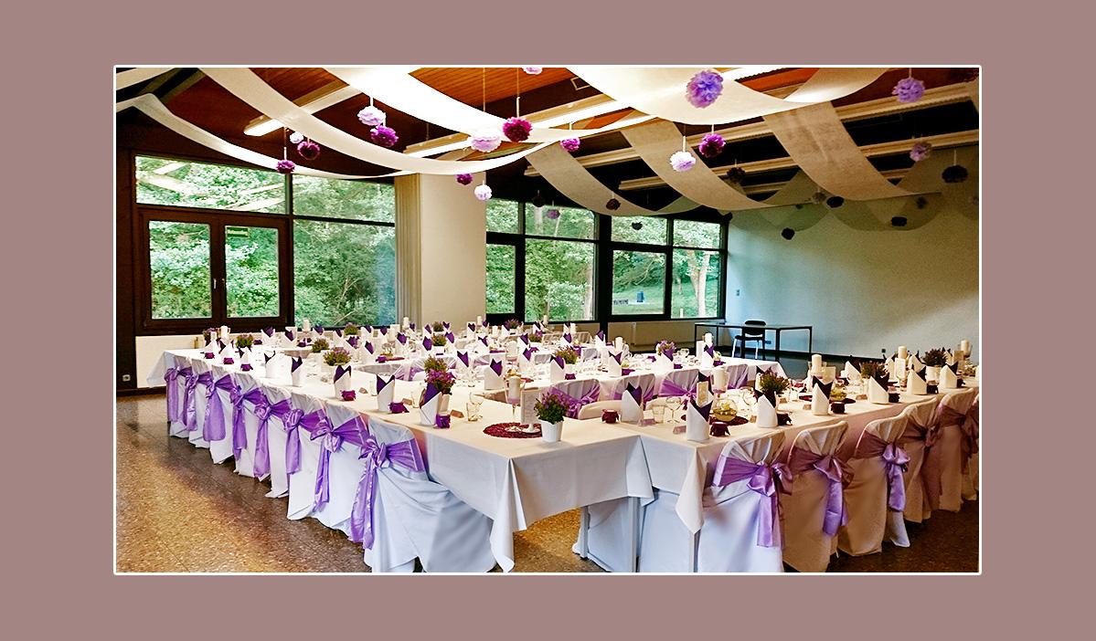 Hochzeit feiern Stuttgart Sindelfingen Böblingen AWO Waldheim